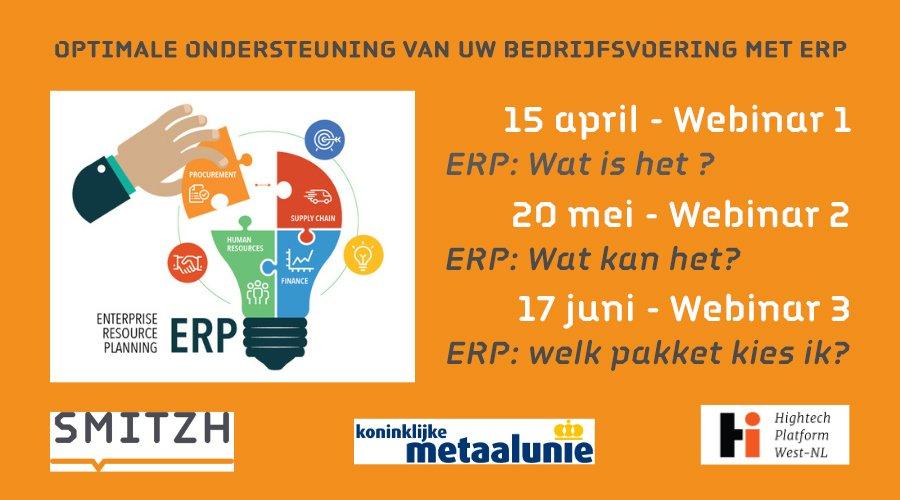 ERP Webinar data